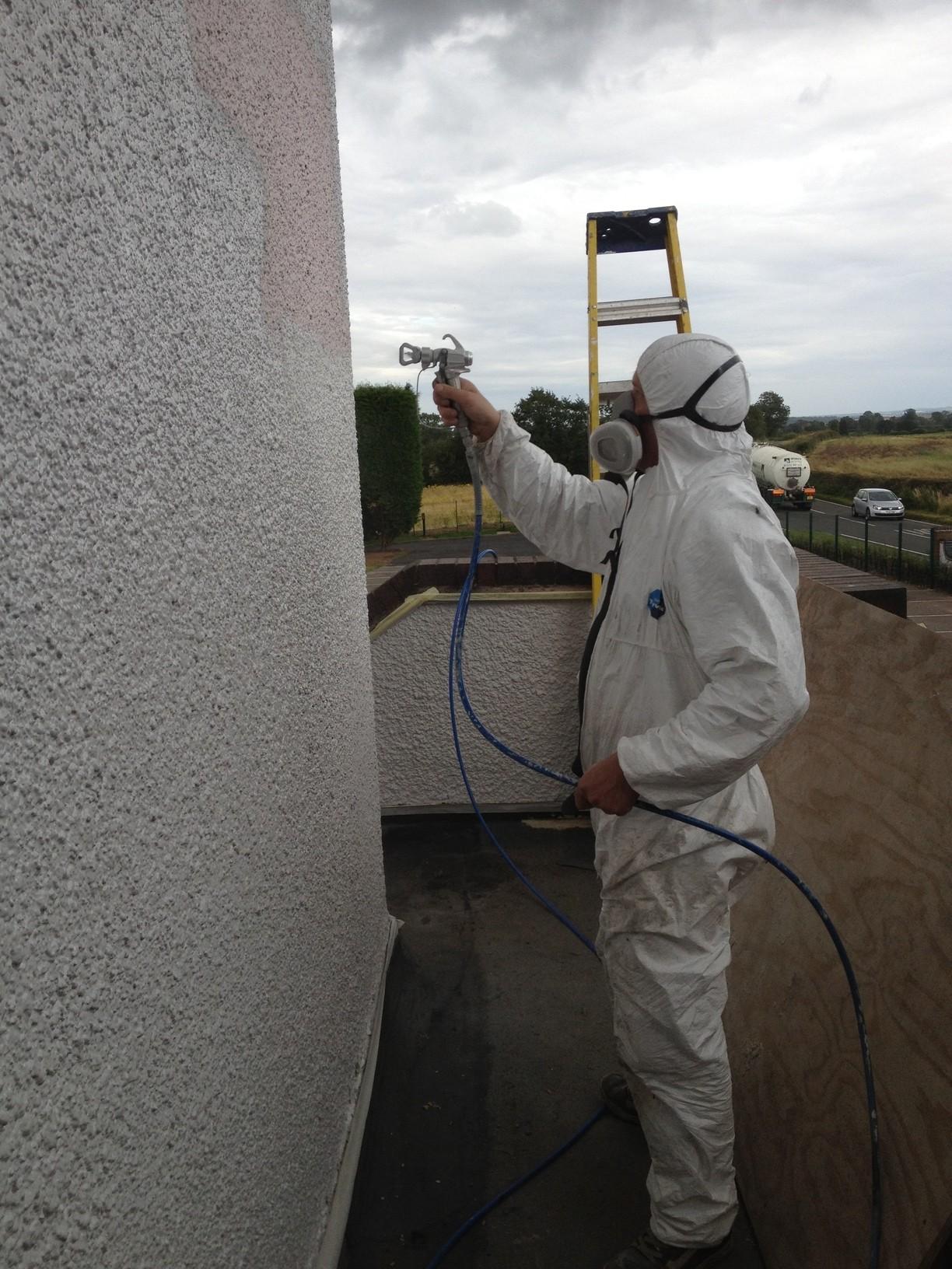 Spray Painting London Blast Cleaning London